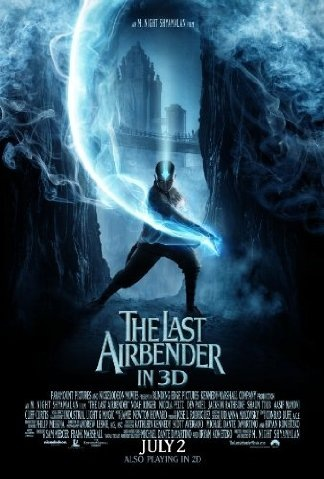 The Last Airbender Movie Poster [July 2]