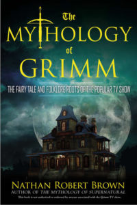 Mythology of Grimm book cover