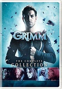 Grimm Collection DVD and Blu-ray cover
