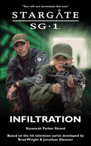 Infiltration book cover