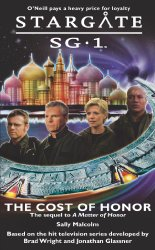 The Cost of Honor - Stargate SG-1 - Sally Malcolm